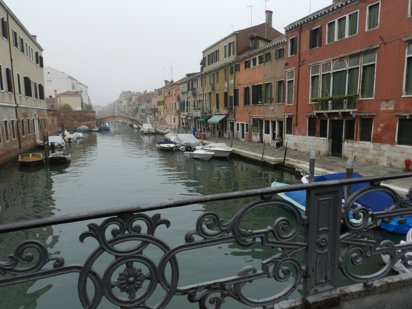 cannaregio bridge ghetto