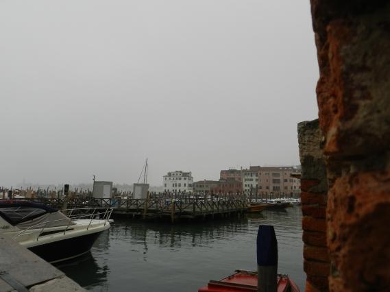 Venice cannaregio harbour