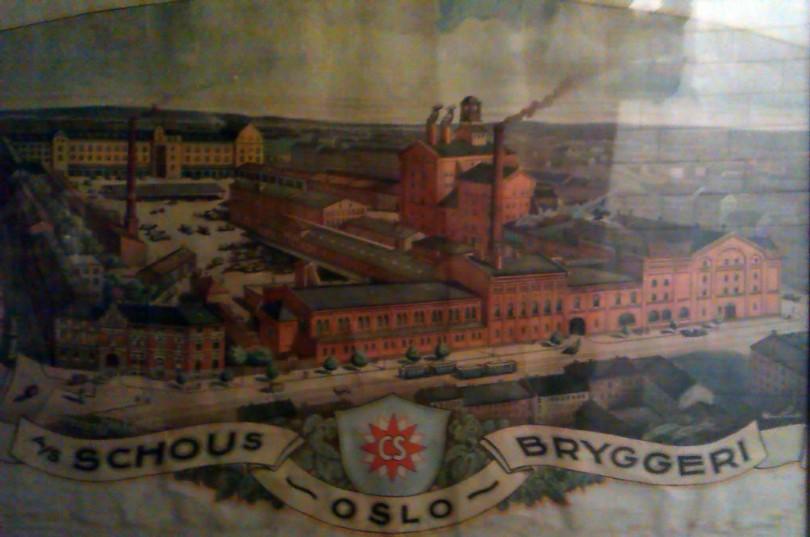 Brewery in Trondheimsveien 2, since 1873