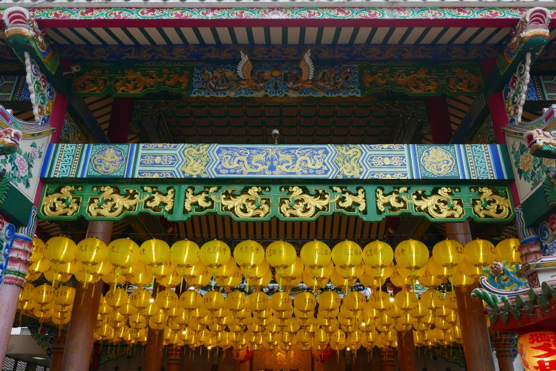 11. chinese temple